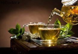 گنجاندن چای سبز در انواع دسرها و نوشیدنی ها
