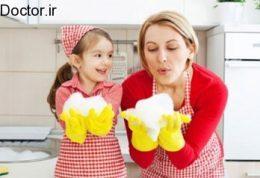 آموزش مسئولیت پذیری به کودک
