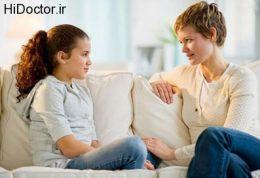 رفتارهای موثر والدین با نوجوانان 16 ساله