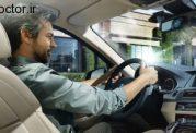 درد ستون فقرات در حین رانندگی