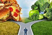 تغذیه سالم با انتخاب این غذاها