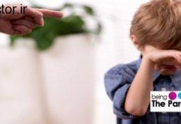 ناسزا گویی خردسالان