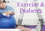 ورزش چگونه قند خون بیماران دیابتی نوع دوم را کنترل می کند؟