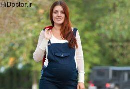 اهمیت صحیح راه رفتن در بارداری