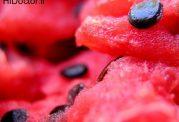خطرات ناشی از خوردن هندوانه