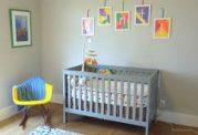 اتاق نوزاد باید چگونه باشد