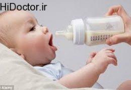 نیاز کودک به تغذیه