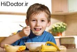 آموزش تغذیه صحیح  و اختلال خوردن