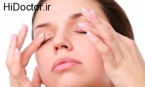 تقویت چشم با حرکت دورانی