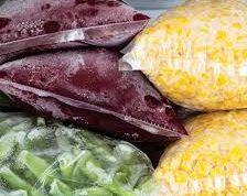 منجمد کردن سبزیجات