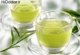 استفاده از چای سبز و سیاه در فصول مختلف