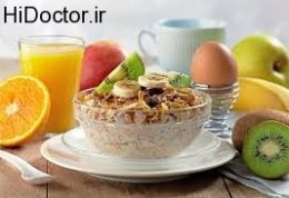تناسب اندام بیشتر با مصرف این صبحانه