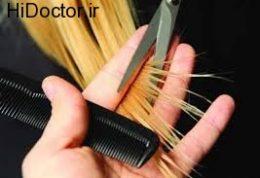 موهای مبتلا به موخوره  و درمان آن