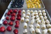 چگونه میوه ها را انجماد کنیم