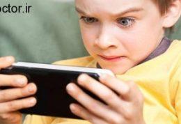 تکلم خردسالان و تلفن همراه