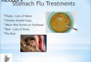 سرماخوردگی معده و این روش های درمانی