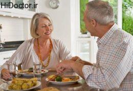 پیشنهادات مفید خوراکی برای سالمندان