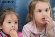 بازیگوشی خردسالان در دورهمی های دم عیدی