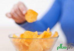 عادت های مخرب غذایی