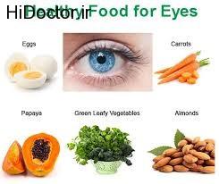 افزایش قوای بینایی با این خوردنی ها