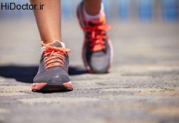اتفاقات مختلف در بدن پس از پیاده روی
