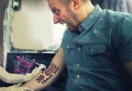 یک دنیا عارضه برای تاتو
