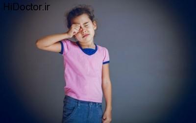 هشدارهای مهم برای بروز اختلال در بینایی اطفال