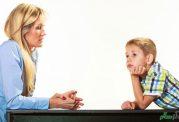 مراقبت های لازم زمان صحبت کردن با خردسالان