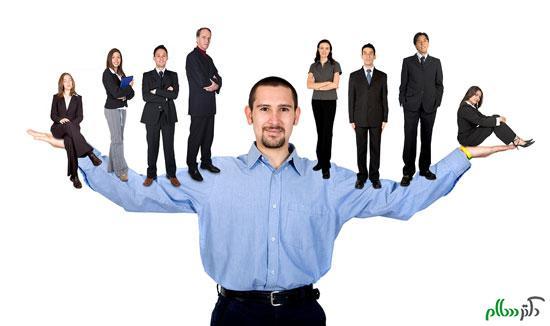 روانکاوی کارفرمایان انواع شغل ها