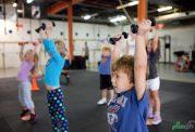 تمرینات قدرتی برای سنین پایین