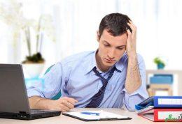 کنار آمدن با استرس در محل کار