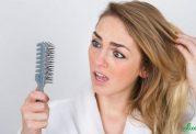 از دست دادن مو در بارداری