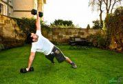 برخی ایرادات ورزشی برای عضله سازی
