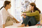 آماده کردن نوجوانان دختر برای مواجهه با قاعدگی