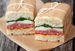 ساندویچ مغذی برای اطفال