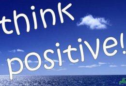 تمرین خوش بینی و تفکر مثبت