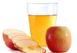 سرکه سیب به گوارش و رفع یبوست کمک می کند