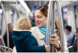 خطرات مترو برای سلامتی