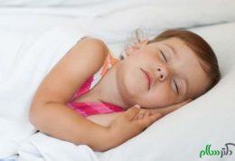 ارزش خواب خردسالان