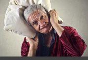 افراد مسن و رهایی از اختلالات خواب