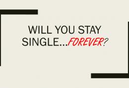 علت مهم برای مجرد ماندن برخی افراد