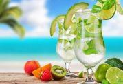 رسپی یک نوشیدنی سالم و خنک برای روزهای گرم