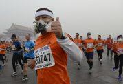 ورزش موقع آلوده بودن هوا