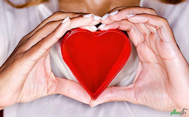 بخور نخور های مختلف برای سلامت قلب