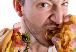 عصبی شدن به واسطه گرسنگی