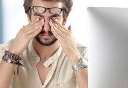 رایانه و تهدید سلامت بینایی