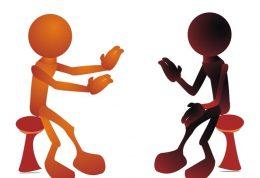 بحث کردن افراد مختلف