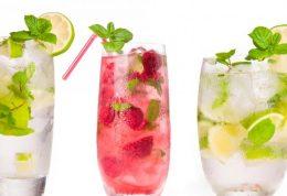 گرمی هوا و نوشیدنی های مناسب
