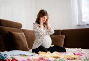 سردرد دردناک در یک زن حامله