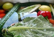 برای میکروب زدایی سبزی های مصرفی